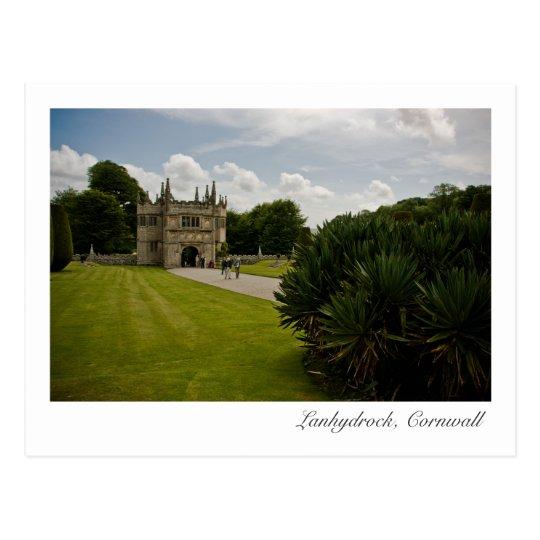 Lanhydrock, Cornwall Postcard