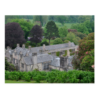 Lanhydrock Country House Postcard