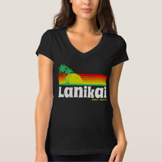 Lanikai Beach Oahu Hawaii T-Shirt