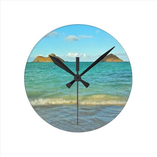 Lanikai, Hawai'i Clocks