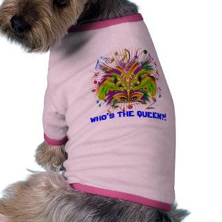 L'animal familier ou l'événement d'anniversaire re vêtement pour chien
