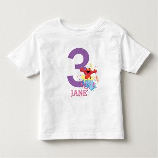 L'anniversaire de la fille d'Elmo Tshirts