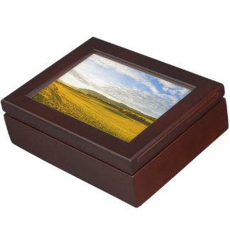 Lanscape at the Brevine, Neuchatel, Switzerland Memory Boxes