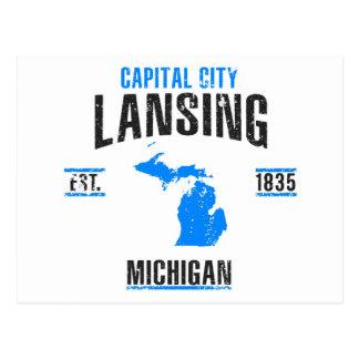 Lansing Postcard