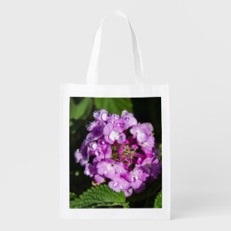 Lantana Blooms Reusable Bag
