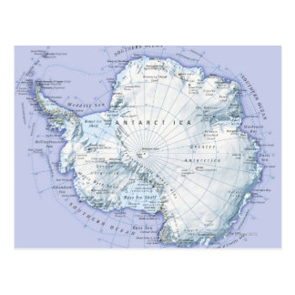 L'Antarctique Cartes Postales