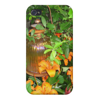 Lantern and Lilies Case for iPhone 4/4S iPhone 4/4S Case
