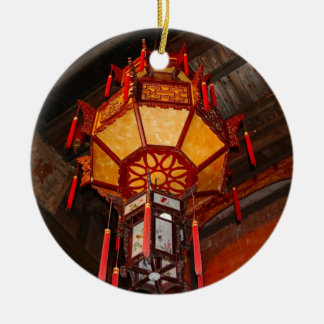 Lantern, Daxu Old Village, China Ceramic Ornament