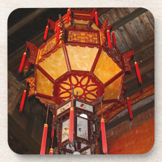 Lantern, Daxu Old Village, China Coaster