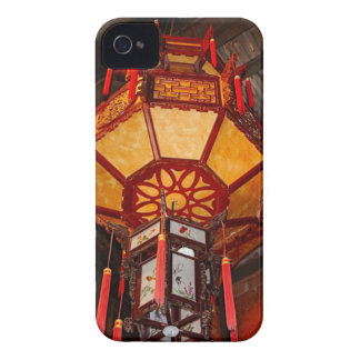 Lantern, Daxu Old Village, China iPhone 4 Case-Mate Case