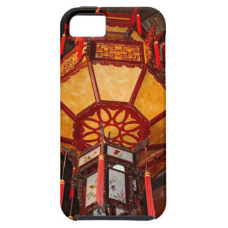 Lantern, Daxu Old Village, China iPhone 5 Cases