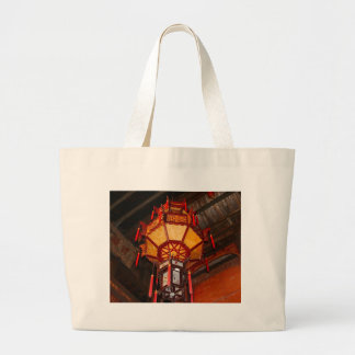 Lantern, Daxu Old Village, China Large Tote Bag