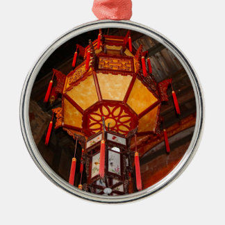 Lantern, Daxu Old Village, China Metal Ornament
