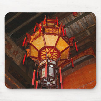 Lantern, Daxu Old Village, China Mouse Pad