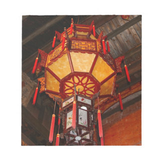 Lantern, Daxu Old Village, China Notepad
