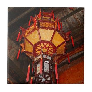 Lantern, Daxu Old Village, China Tile