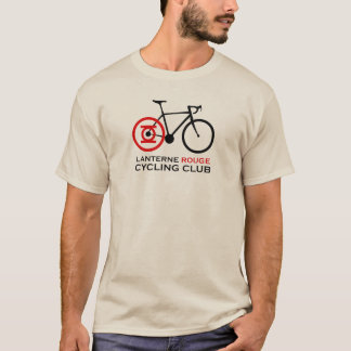 Lanterne Rouge Cycling Club T-Shirt