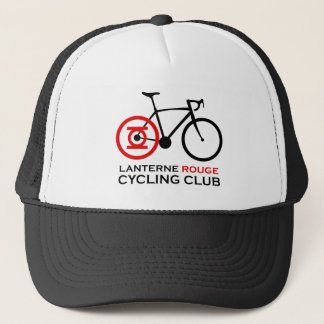 Lanterne Rouge Cycling Club Trucker Hat