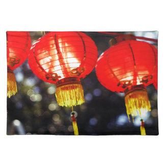 Lanterns Placemat
