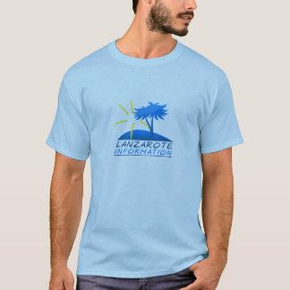 Lanzarote Info Men's T T-Shirt