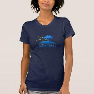 Lanzarote info woman's T T-Shirt