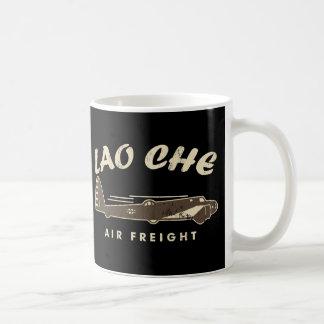 LAO-CHE air freight3 Basic White Mug