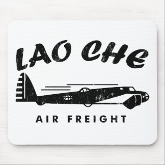 LAO-CHE air freighta Mouse Pad