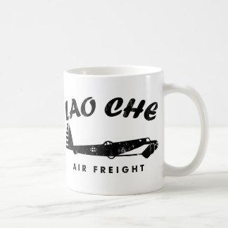 LAO-CHE air freightb Basic White Mug