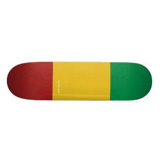 Lao Che Skate Rasta Deck Skateboard Decks