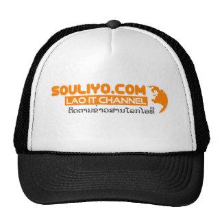 LAO IT CHANNEL TRUCKER HAT