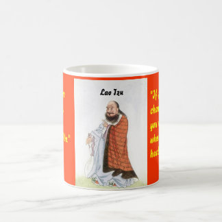 Lao Tzu 3 Coffee Mug