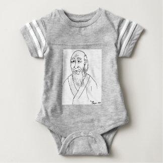 Lao Tzu Baby Bodysuit
