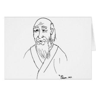 Lao Tzu Card