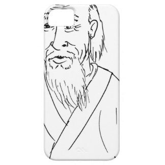 Lao Tzu iPhone 5 Cover