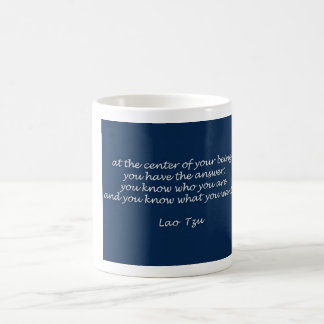 Lao Tzu Quote Mug