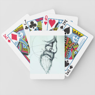 Lao-tzu';s Cats Cradle Bicycle Playing Cards