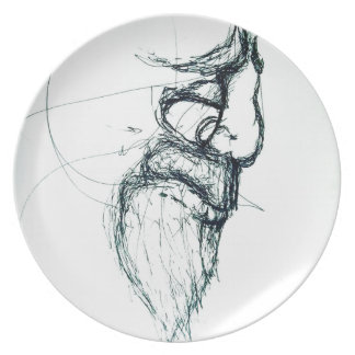 Lao-tzu';s Cats Cradle Dinner Plates
