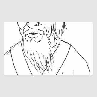 Lao Tzu Sticker