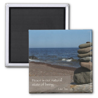 Lao Tzu Words of Wisdom Magnet