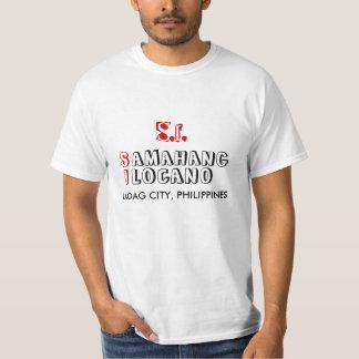 LAOAG CITY - Customized T-Shirt
