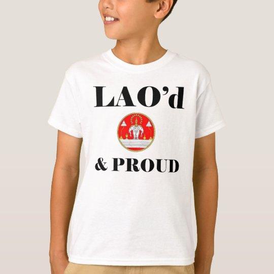LAO'd & PROUD Kids T-Shirt