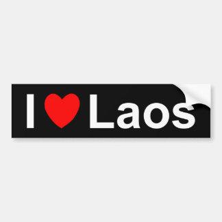 Laos Bumper Sticker
