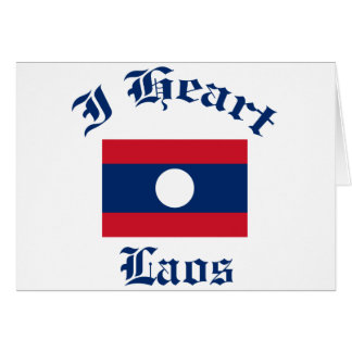 Laos Design Card