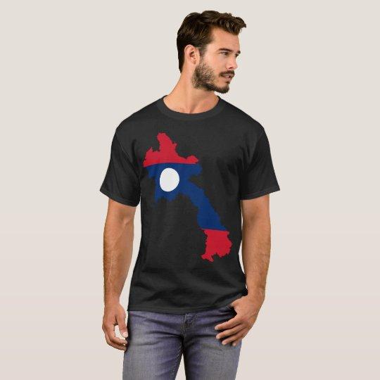 Laos Nation T-Shirt
