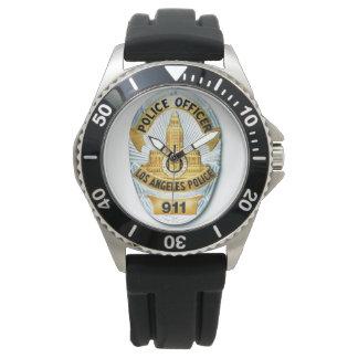 LAPD Badge Watch