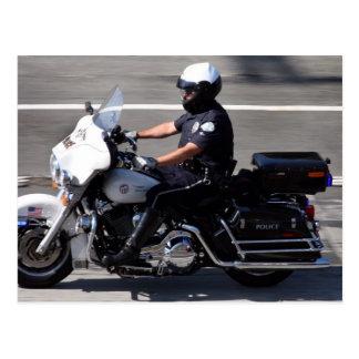 LAPD POSTCARD