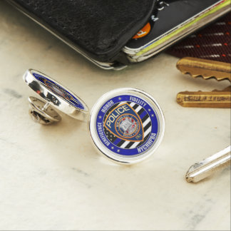 Lapel Pin For members of the PBA