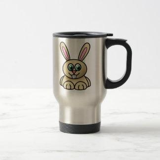 Lapin de bande dessinée mugs