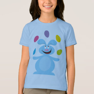 Lapin et oeufs de Pâques T-shirt