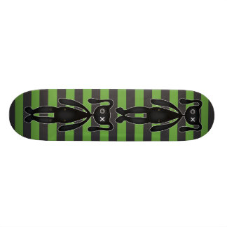 Lapin vert et noir de Goth Skateboards